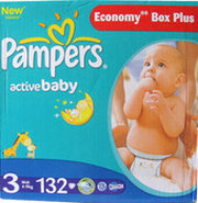 Pampers Active Baby 3 Midi фото