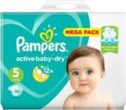 Pampers Active Baby-Dry 5 Midi фото