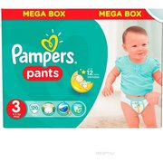 Pampers Pants 6-11 кг (120) фото
