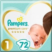Pampers Premium Care 1 Newborn фото