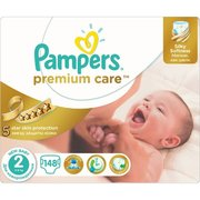 Pampers Premium Care 3-6 кг (148) фото