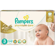 Pampers Premium Care 5-9 кг (120) фото