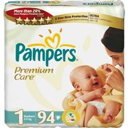 Pampers Premium Care Newborn 2-5 кг (94) фото