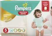Pampers Premium Care Pants 5 Junior фото