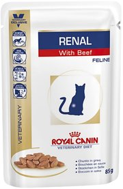 Royal Canin Renal Beef фото