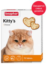Beaphar Витамины Kitty's + Cheese фото