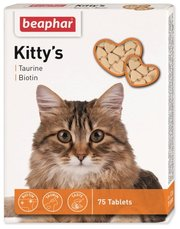 Beaphar Витамины Kitty's Taurine + Biotin фото