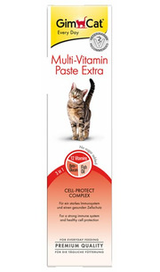 GimCat Витамины Multi-Vitamin Paste Extra фото